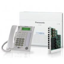 Hybrid-Telephone-System